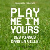 (Français) Play Me I'm Yours Paris