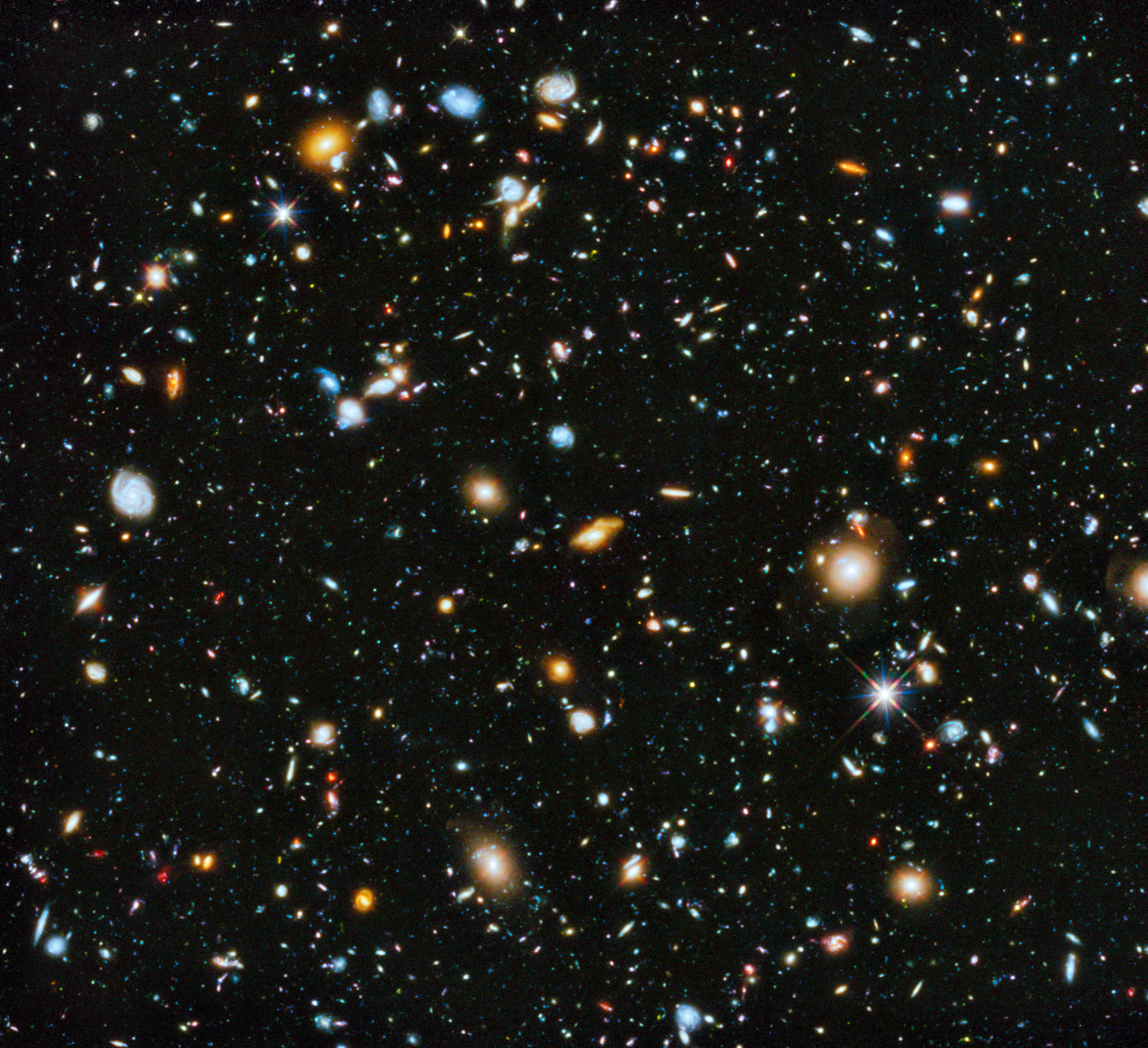 1 - The mysteries of the universe